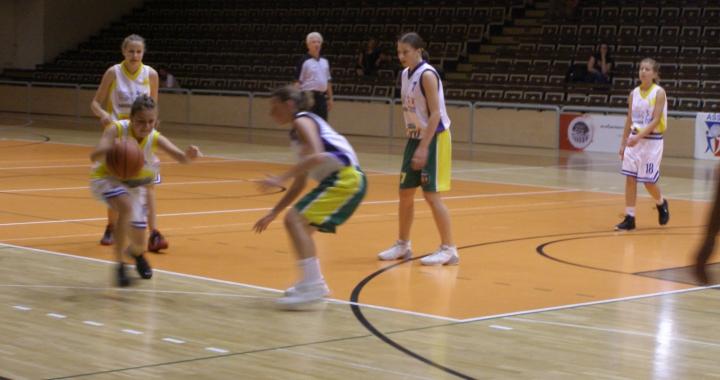 Nestlé basketbal
