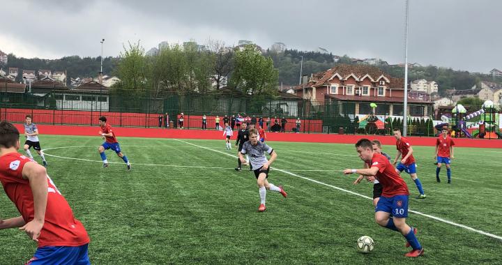 Foto: ISF WSC Football: Večer Národů a čtvrteční pachuť Sacheru