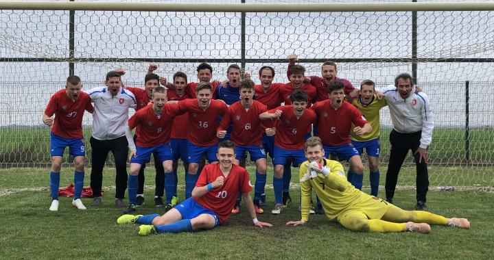 Foto: ISF WSC Football: Bělehrad byl pro české barvy úspěšný!