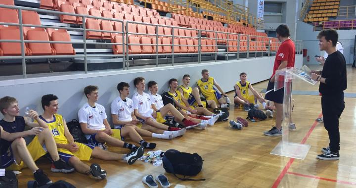 Foto: ISF WSC Basketball: Volno oběma českým týmům prospělo!