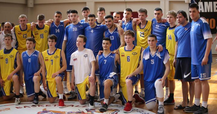 Foto: ISF WSC Basketball: Písečtí basketbalisté mezi TOP 10 na světě