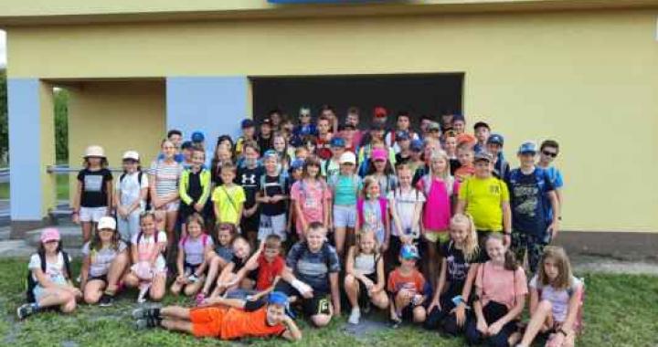 Foto: ZŠ Pod Vinohrady v Uherském Brodě: Nabitý týden plný vědomostí a sportu