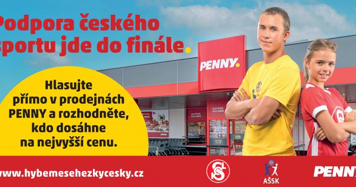 Soutěž s Penny Marketem je ve třetí, finálové části